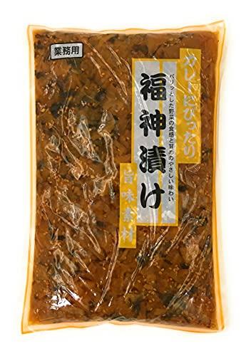 【業務用】福神漬け 旨味素材 1kg×1袋