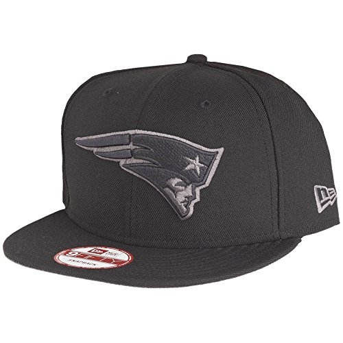 New Era 9Fifty Snapback Cap - New England Patriots Noir