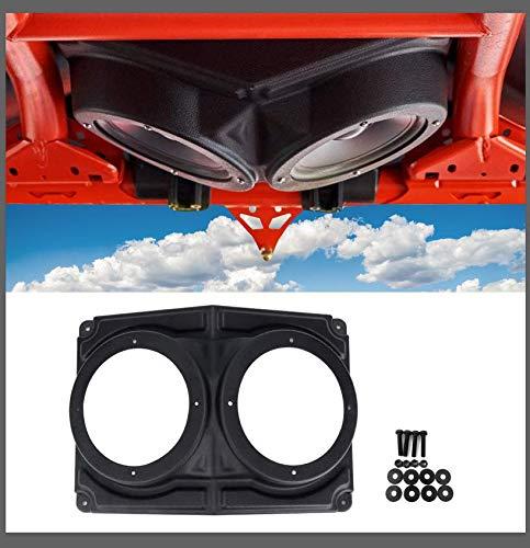 UTV Enclosure, KEMIMOTO Universal 6.5' Overhead Speaker Pod Enclosure...