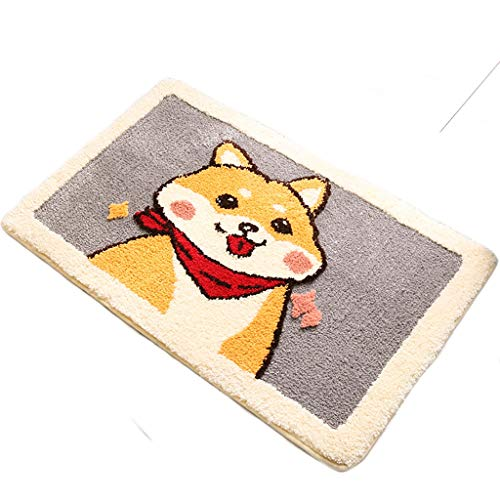 For Sale! Bathroom Rugs and Mats Sets Bath mats antiscivolo Absorbent Floor Mat Carpet Rug for Bathr...