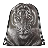 Sacs à Dos à Cordon & iexcl; & ecirc;? Tiger Sport Gym String Storage Sackpack