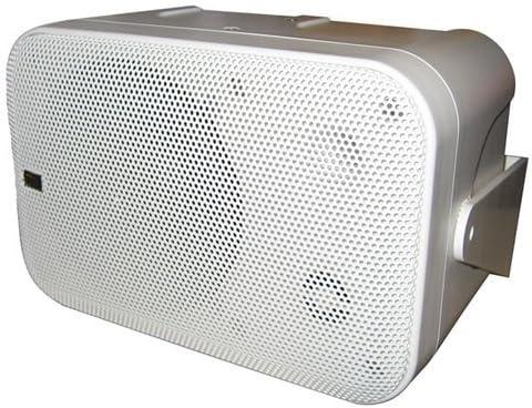 POLY PLANAR POL-MA-9060-W / 6x9 Box Speaker White 100 Watt