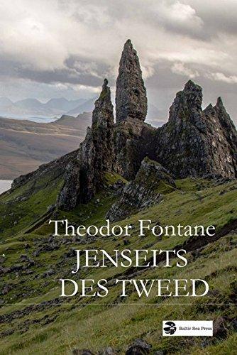 Jenseits des Tweed: Reisebericht aus Schottland. Mit zahlreichen Illustrationen