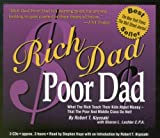 Rich Dad, Poor Dad - What the Rich Teach Their Kids About Money--That the Poor and Middle Class Do Not! by Robert T. Kiyosaki (2000-01-01) - Hachette Audio - 01/01/2000