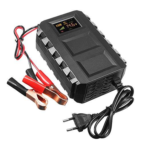 Charger-Ejoyduty 12 V 20 A autoacculader voor het opladen, onderhouden en repareren van batterijen voor verschillende voertuigen met LCD-scherm