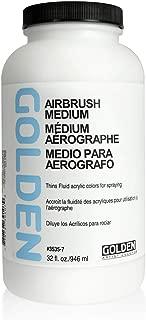 Golden Airbrush Medium - 32 oz Bottle