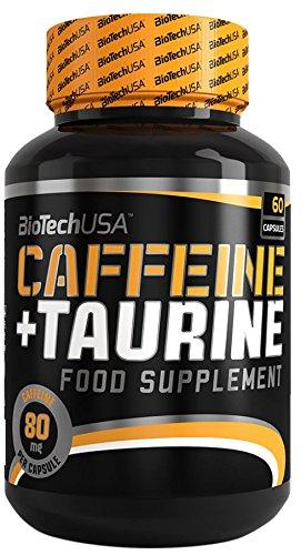 Biotech USA 15009010000 Caféine & Taurine Énergisant