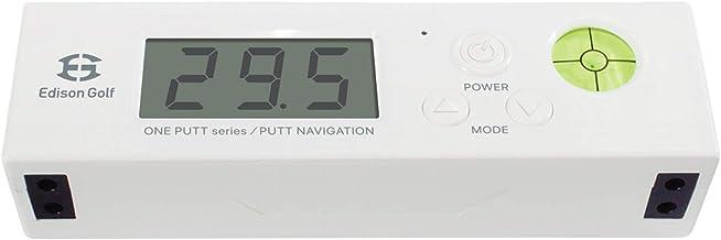 PUTT NAVIGATION パター用デジタル距離計 パットナビゲーション ロングパット EDISONGOLF(エジソンゴルフ)