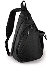 [OutdoorMaster] アウトドアスポーツ ワンショルダー 胸パック 通學バッグ キャンプバッグ 旅行パック サイクリング 経典形 斜めがけ しずくパック