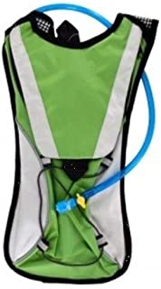 KOLE'S IMPORTS Hydration Backpack with Flexible Drinking Tube, Colors May Vary