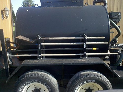 4-Tool Landscape Truck Rack