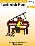 Lecciones De Piano: Libro 3 (Book/Online Audio)