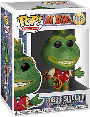 Funko - Pop! TV:Dinosaurs - Robbie Sinclair Figura Coleccionable, Multicolor (47009)