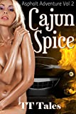 Cajun Spice (Asphalt Adventure Book 2) (English Edition)