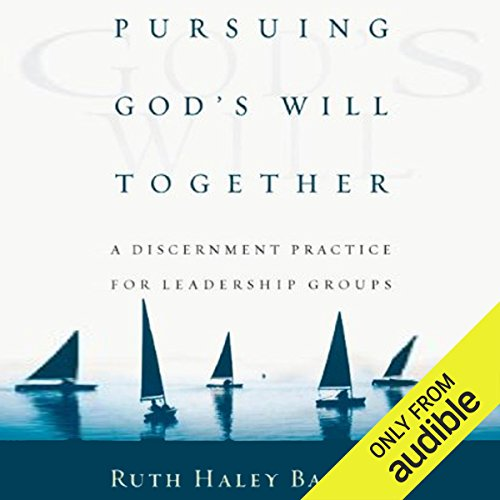 Pursuing God's Will Together audiobook cover art