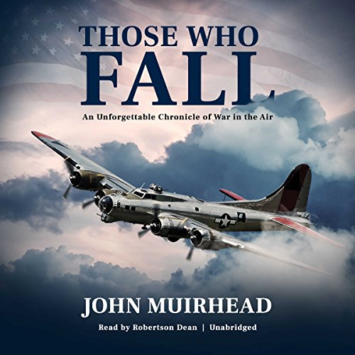 Those Who Fall audiobook cover art