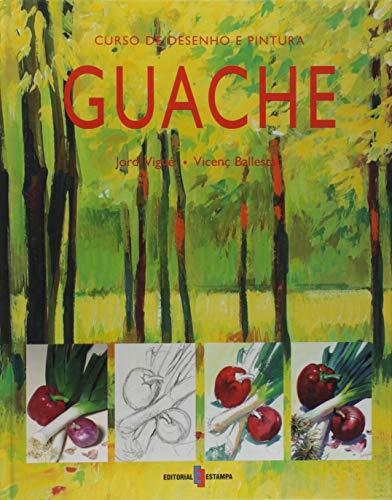 Curso de desenho e pintura - Guache