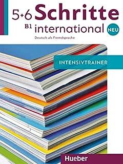 Schritte international Neu 5+6 / Intensivtrainer mit Audio-CD: Deutsch als Fremdsprache