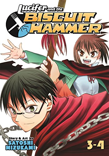 Lucifer and the Biscuit Hammer: v.3-4