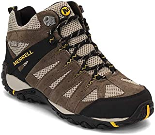 Merrell Men's, Accentor 2 Mid Ventilator Waterproof Hiking Shoe - Wide Width