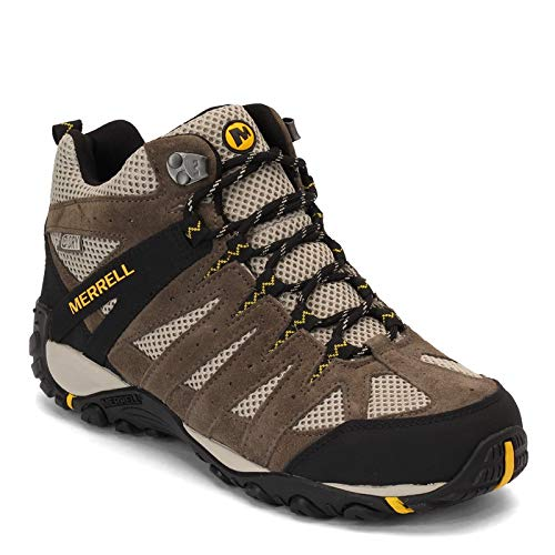 Merrell Men's, Accentor 2 Mid Ventilator Waterproof Hiking Shoe Boulder 10 M