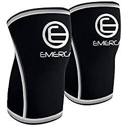The Emerge Fitness 5mm and 7mm Knee sleeve