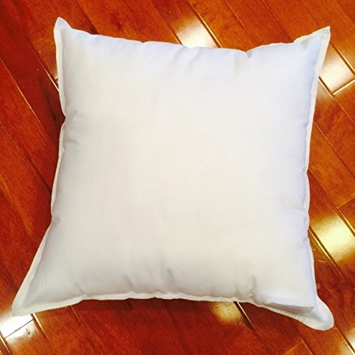 Great Deal! Polyester Non-Woven Indoor/Outdoor Premium Pillow Form - 36 x 36
