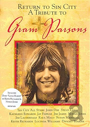 Return To Sin City - A Tribute To Gram Parsons [UK IMPORT]