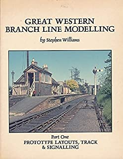 Great Western Branch Line Modelling: Prototype Layouts, Track and Signalling Pt. 1 by Stephen Williams (1991-08-06)