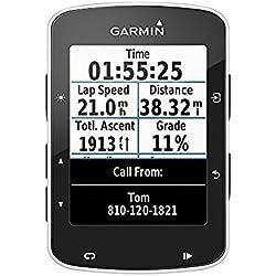 Garmin Edge 520 + Sensor de velocidad y sensor de cadencia para bicicleta: Amazon.es: Deportes y aire libre