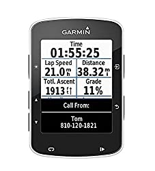 The Best Overall Bike Computer 2018 - Garmin Edge 520