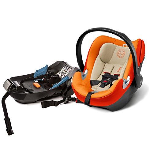 Cybex Aton Q Infant Car Seat - Autumn Gold
