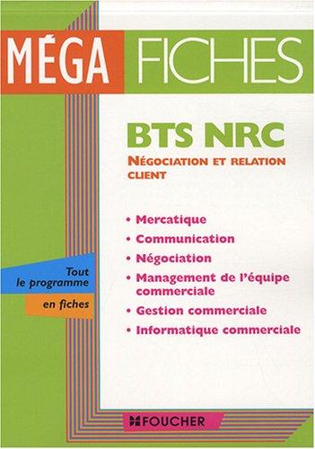 Négociation relation client BTS NRC