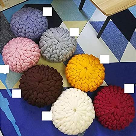 Funda de cojín para sofá o Cama, Hecha a Mano, diseño de Tatami, 21 Colores