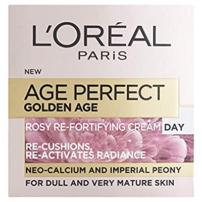 L'Oreal Paris Age Perfect, Skin Care, Golden Age Face Cream Moisturiser