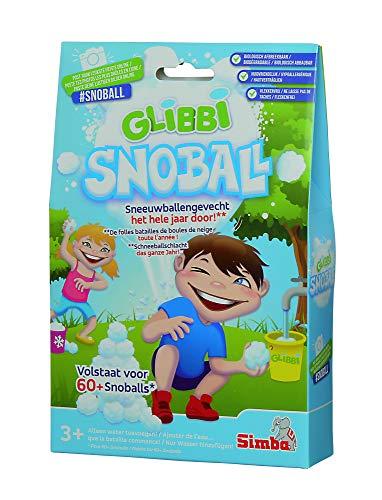 fun-cadeautjes - Glibbi Snoball (1 TOYS)