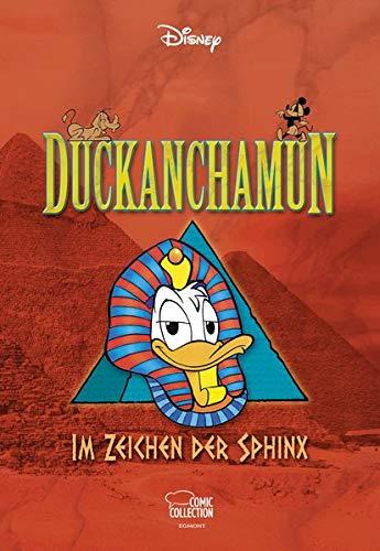 Enthologien 02: Duckanchamun - Im Zeichen der Sphinx