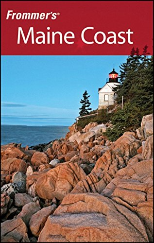 Frommer's Maine Coast (Frommer's Complete Guides)