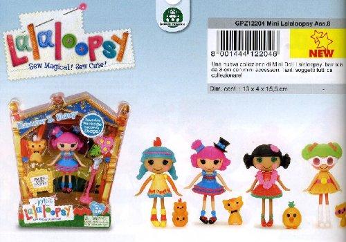 Lalaloopsy - Mini Doll 8 Cm Ass. 8
