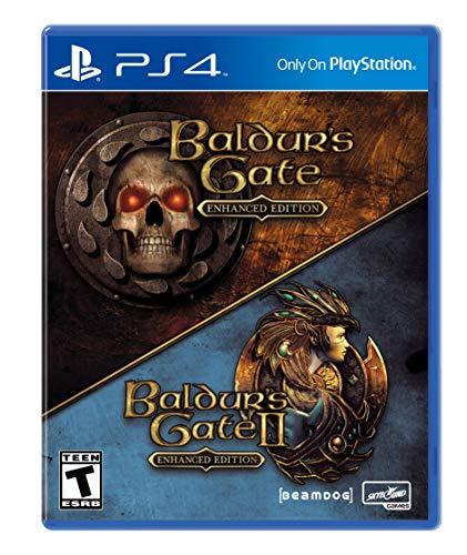 Baldur's Gate: Enhanced Edition - PlayStation 4