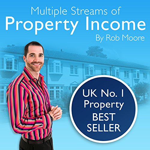 Multiple Streams of Property Income audiobook cover art