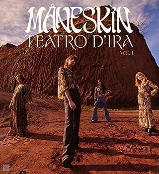 Teatro d'ira Maneskin Audio CD
