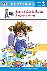 Second Grade Rules Amber Brown