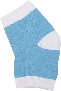 Hstore Compression Socks Brace Guard Support Foot Gel Heel Socks Half Heel Socks