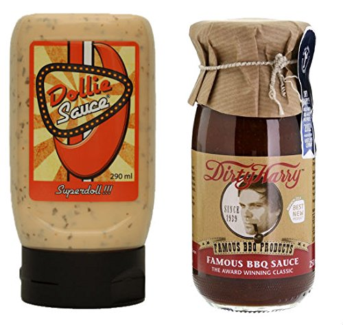 Dirty Dollie (Dirty Harry BBQ Sauce + Dollie Sauce Bundle)