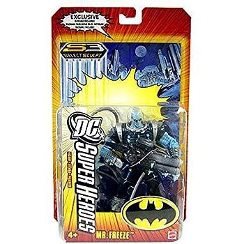 DC SUPERHEROES JUSTICE LEAGUE UNLIMITED Bane Figure Mattel J2006
