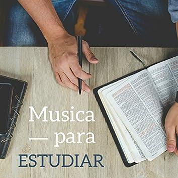 Musica para Estudiar