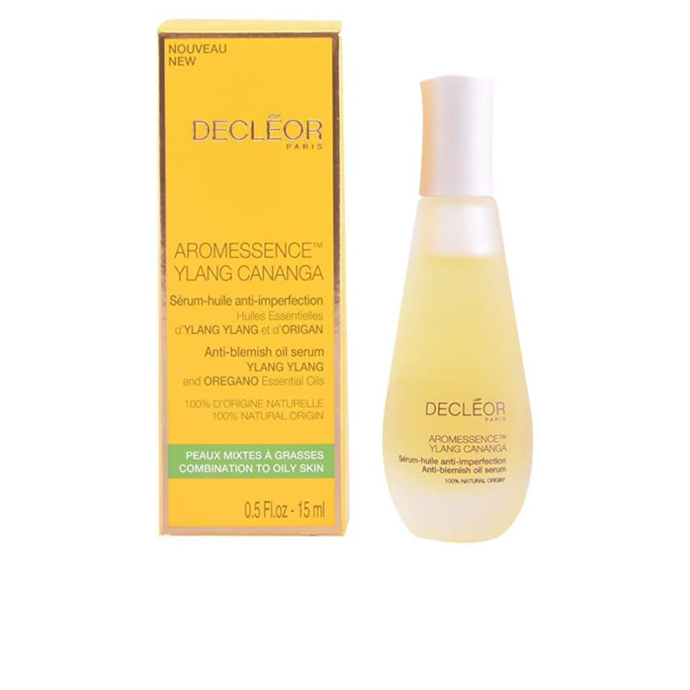 統治可能量でにおいデクレオール Aromessence Ylang Cananga Anti-Blemish Oil Serum - For Combination to Oily Skin 15ml/0.5oz並行輸入品