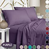 Mejoroom Bed Sheets Set,Extra Soft Luxury Queen Size Sheets with 15-inch Deep Pocket,Premium Bedding...