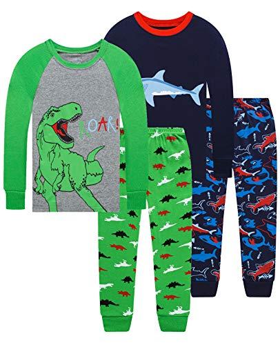 Dolphin&Fish Boys Dinosaur Shar…